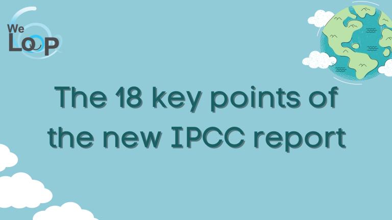 Le rapport du GIEC 2021